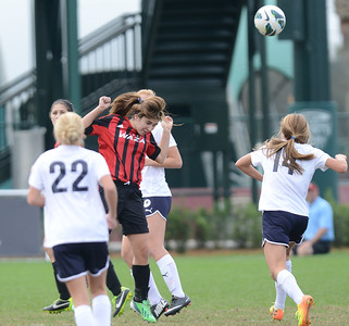 Waza U16 Girls @Disney Showcase 2013-14 10