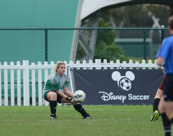 Waza U16 Girls @Disney Showcase 2013-14 13