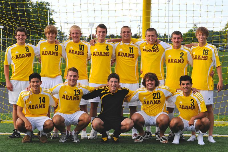 Adams Boys Varsity Soccer - 2009