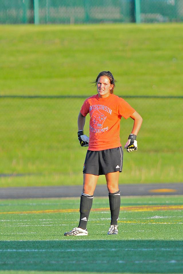 Adams HS Girls Soccer - 2009