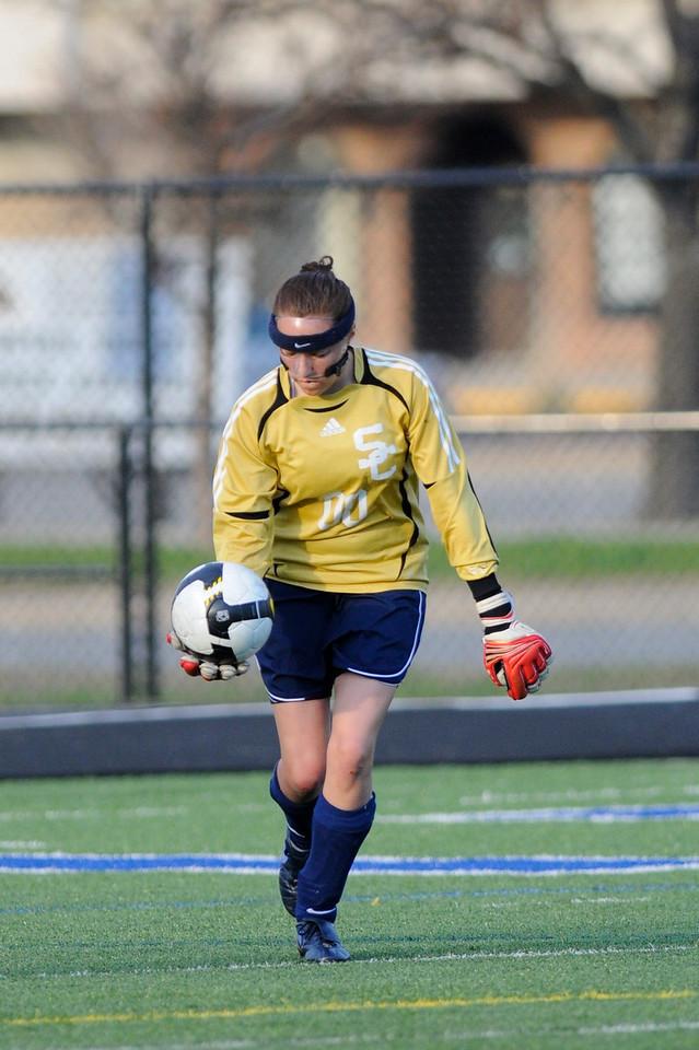 Stoney HS vs Rochester HS Girls Varsity Soccer - 2009